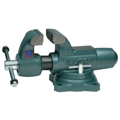 Wilton Wilton Machinists' Stationary Base Vises - 600n vise