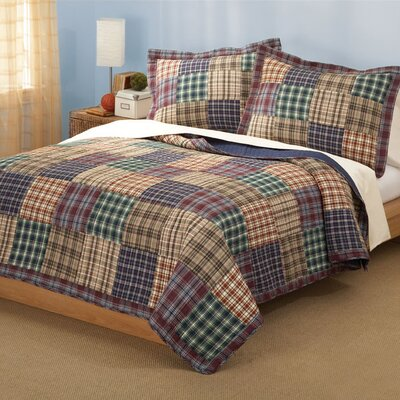 Bradley 3 Piece Quilt Set
