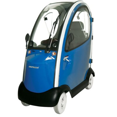Enclosed Scooter Autos Post