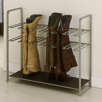 Stackable Boots Rack