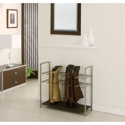 OIA Stackable Boots Rack
