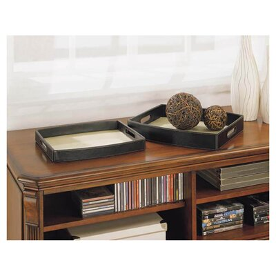 Jute Trays (Set of 2)