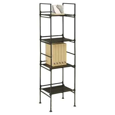 OIA 4 Tier Square Shelf