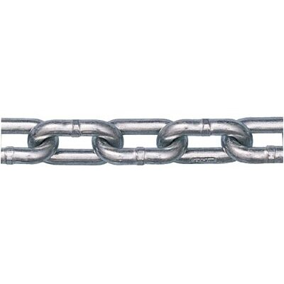 Peerless Chain Company Peerless - Grade 30 Proof Coil Chains 13Mm Pc Chain Zinc Plated: 005-5011634 - 13mm pc chain zinc plated
