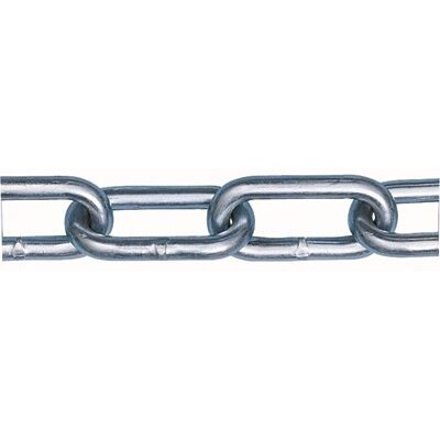 Peerless Chain Company Coil Chains - 4/0 str chain zinc plated