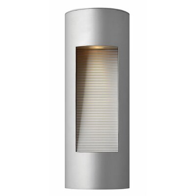 Hinkley Lighting Luna Outdoor 2 Light Wall Sconce