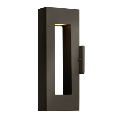 Hinkley Lighting Atlantis Outdoor Lamp in Bronze