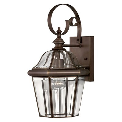 Hinkley Lighting Augusta Outdoor Wall Lantern