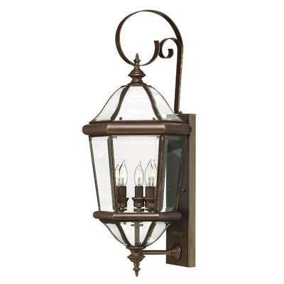 Hinkley Lighting Augusta Wall Lantern