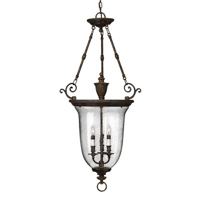 Rockford 3 Light Chandelier II Pendant