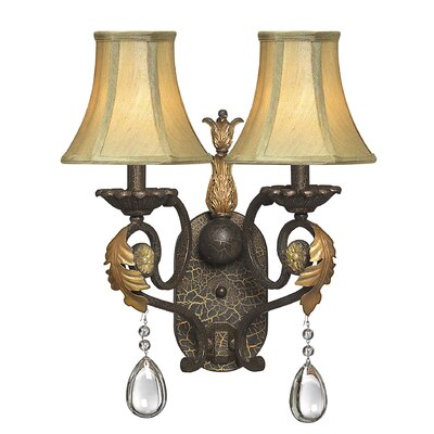 Hinkley Lighting Veranda 2 Light Wall Sconce