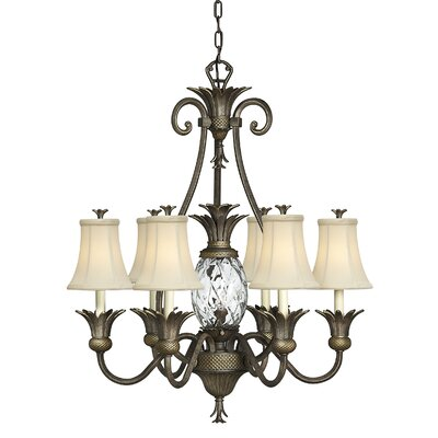 Hinkley Lighting Plantation 7 Light Chandelier