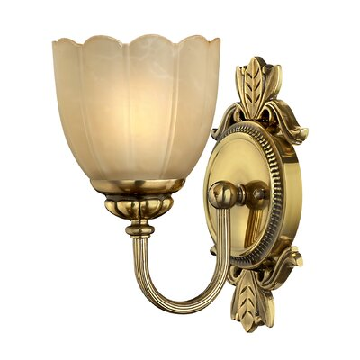 Hinkley Lighting Isabella 1 Light Wall Sconce