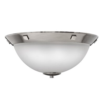 Hinkley Lighting Pinnacle 3 Light Flush Mount