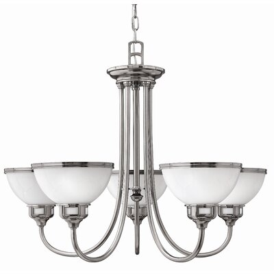 Carina 5 Light Chandelier