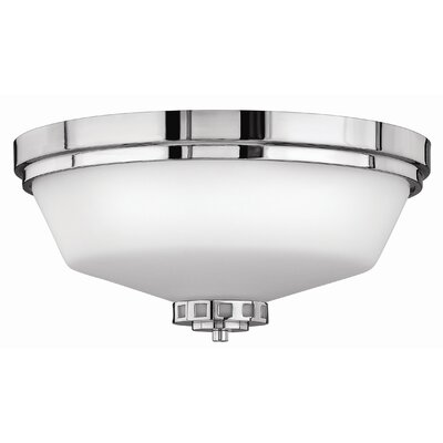 Hinkley Lighting Ashley 3 Light Flush Mount