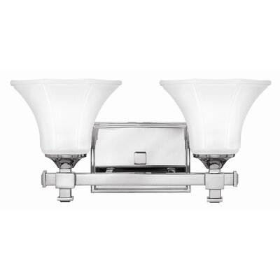 Hinkley Lighting Abbie 2 Light Vanity Light