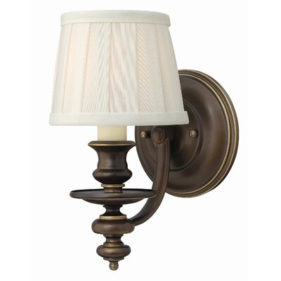 Hinkley Lighting Dunhill Wall Sconce in Royal Bronze
