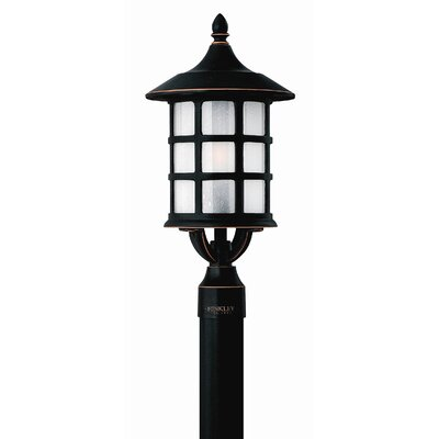 Hinkley Lighting Freeport 1 Light Outdoor Post Lantern