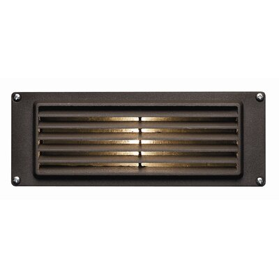 Hinkley Lighting Brick 1 Light Step Light