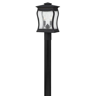 Hinkley Lighting Richmond Two Light Outdoor Medium Post Lantern
