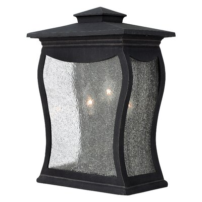 Hinkley Lighting Richmond Three Light Large Outdoor Wall Lantern
