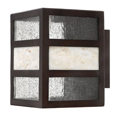 Hinkley Lighting Sierra 1 Light Small Outdoor Wall Lantern