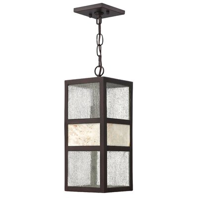 Hinkley Lighting Sierra 1 Light Outdoor Hanging Lantern