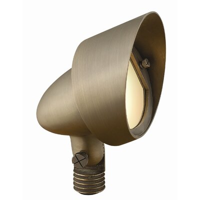 Hinkley Lighting Hardy Island 1 Light Outdoor Spotlight
