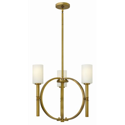 Margeaux 3 Light Chandelier