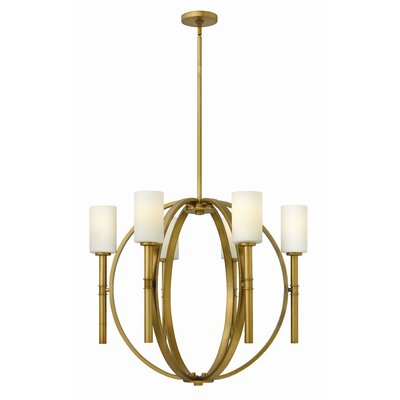Margeaux 6 Light Chandelier