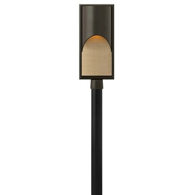 Hinkley Lighting Cascade 1 Light Outdoor Post Lantern