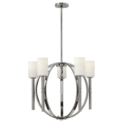 Hinkley Lighting Margeaux 5 Light Chandelier