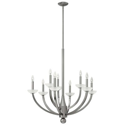 Hinkley Lighting Splendor 9 Light Chandelier
