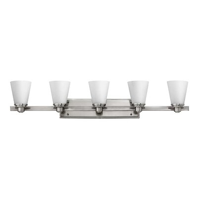 Hinkley Lighting Avon 5 Light Bath Vanity Light