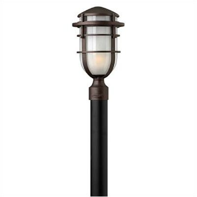 Hinkley Lighting Reef 1 Light Post Lantern