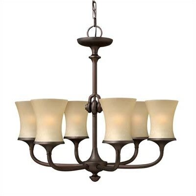 Thistledown 6 Light Chandelier