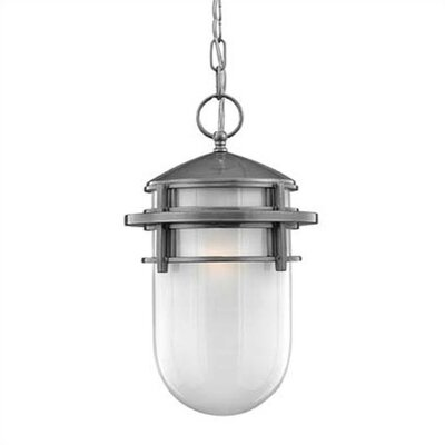 Hinkley Lighting Reef 1 Light Outdoor Hanging Lantern