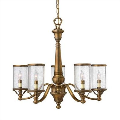 Knickerbocker 5 Light Chandelier