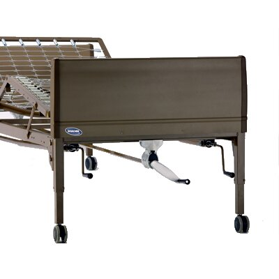 Invacare IVC Manual Home Care Bed