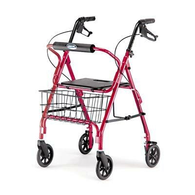 Invacare Value Line Four Wheel Rollator
