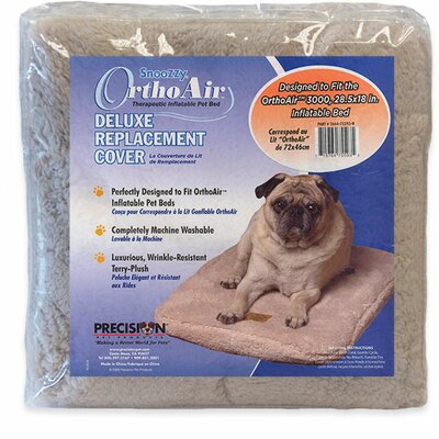 Precision Pet Products SnooZZy Ortho Air Crate Mat Cover
