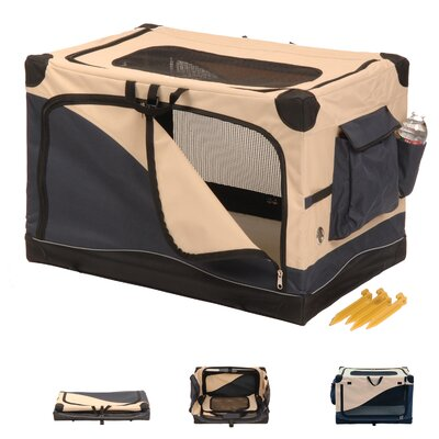 Precision Pet Products Soft Sided Pet Crate