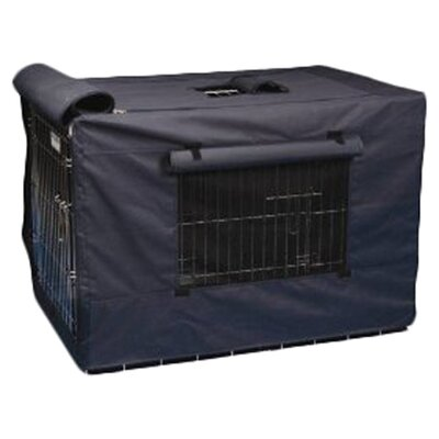 <strong>Precision Pet Products</strong> Crate Cover in Navy
