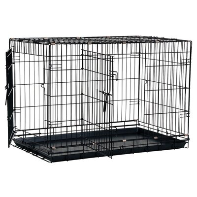 <strong>Precision Pet Products</strong> Great Crate 2-Door Dog Crate