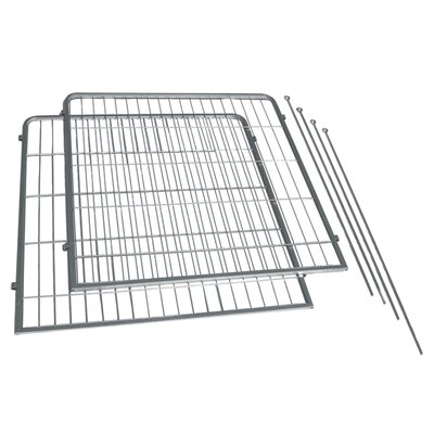 <strong>Precision Pet Products</strong> Courtyard Yard Kennel