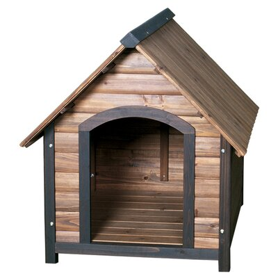 Precision Pet Products Outback Country Lodge Dog House