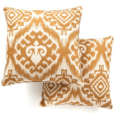 Safavieh Josh Cotton Decorative Pillow (Set of 2)