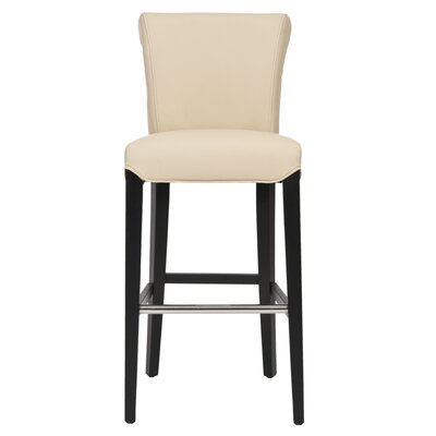 Safavieh Ariel Bar Stool in Cream