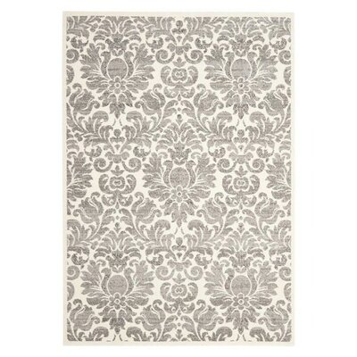 Porcello Grey / Ivory Rug